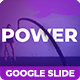 Power -  Fitness and Gym Google Slides