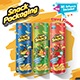 Chips/Snacks Packaging [Tube / Can] - GraphicRiver Item for Sale