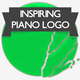 Inspiring Cinematic Uplifting Piano Logo