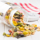Italian rainbow pasta. - PhotoDune Item for Sale