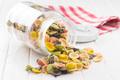 Italian rainbow pasta. - PhotoDune Item for Sale