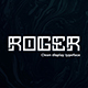 ROGER - Display typeface - GraphicRiver Item for Sale