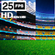 Flying On Grass In Stadium HD Pack 02 - VideoHive Item for Sale