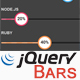 Jquery Semsema Animated Progress Bars