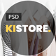 Kistore – Lookbook E-commerce PSD Template - ThemeForest Item for Sale