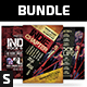 Music Flyer Bundle Vol. 23 - GraphicRiver Item for Sale