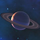 Saturn Background - VideoHive Item for Sale