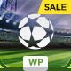 Champion - Soccer & Football WordPress Theme - ThemeForest Item for Sale