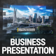 Modern Business Presentation - VideoHive Item for Sale