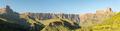 View of the Amphitheatre in the Kwazulu-Natal Drakensberg - PhotoDune Item for Sale