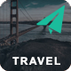 Travel - Responsive Email Template with Stamp Ready Builder Access