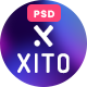 XITO - Multi-Purpose Creative SaaS & Software PSD Template - ThemeForest Item for Sale