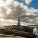 Peggys Cove Lighthouse NS Canada - PhotoDune Item for Sale