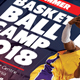 Basketball Camp - GraphicRiver Item for Sale