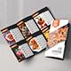 Restaurant Tri-fold Brochure - GraphicRiver Item for Sale