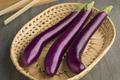 Fresh raw purple eggplants - PhotoDune Item for Sale