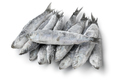 Heap of fresh raw frozen sardines - PhotoDune Item for Sale