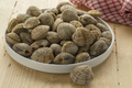 Dish with fresh raw warty venus clams - PhotoDune Item for Sale