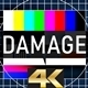 VHS Noise TV Damage Pack - VideoHive Item for Sale