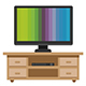 Flat TV - VideoHive Item for Sale