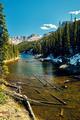 Lake Verna, Rocky Mountains, Colorado, USA. - PhotoDune Item for Sale