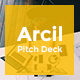 Arcil StartUp Pitch Deck Powerpoint - GraphicRiver Item for Sale