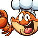 Chef Crab - GraphicRiver Item for Sale