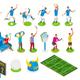 Football Isometric Icons