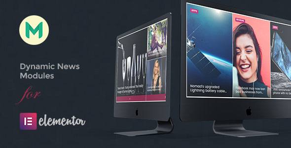 Magazinify | News Addon for Elementor Page Builder            Nulled