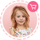 Cocco - A Kids Store and Baby Shop WooCommerce Theme