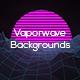 Vaporwave Backgrounds - GraphicRiver Item for Sale