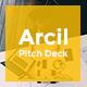Arcil StartUp Pitch Deck Keynote