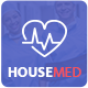 HouseMed - A Modern Multipurpose Medical and Health Theme