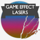 Game Effect Lasers Pack