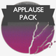 Applause Pack 1