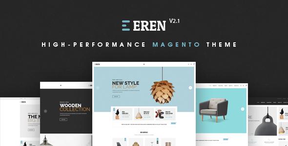 Eren - Magento 2 Responsive Fashion Theme