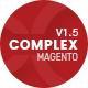Complex - Multi-Purpose Responsive Magento2 Theme - ThemeForest Item for Sale