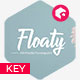Floaty- Minimalist Keynote Template - GraphicRiver Item for Sale