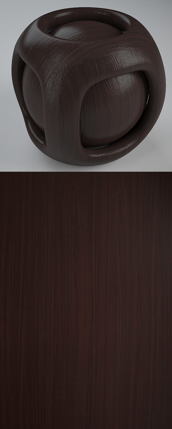 Real Plywood Vray Material Mocha Oak - 3DOcean Item for Sale
