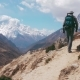 Trekking To Everest Base Camp - VideoHive Item for Sale