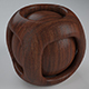 Real Plywood Vray Material Brown Sapell