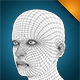 low poly boy head base mesh - 3DOcean Item for Sale