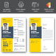 Resume CV Template Bundle - GraphicRiver Item for Sale