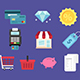 16 eCommerce Icons - VideoHive Item for Sale