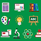 16 Education Icons - VideoHive Item for Sale