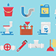 16 Plumbing Icons - VideoHive Item for Sale