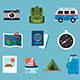 16 Travel Icons - VideoHive Item for Sale
