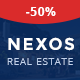 Nexos - Real Estate Agency Directory - ThemeForest Item for Sale