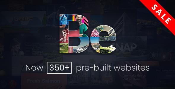 BeTheme - HTML Responsive Multi-Purpose Template
