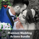 Premium Wedding Actions Bundle - GraphicRiver Item for Sale